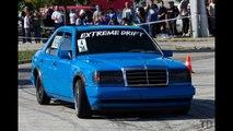 Mercedes Benz W124 Drift