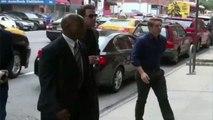 """Ben Affleck on Matt Damon's Comments: """"Matt Can't Even Beat Me Up, Never Mind Batman"""""""