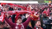 L'Avenir - Ambiance à Sclessin lors de la finale de la coupe de Belgique FC Bruges - Standard