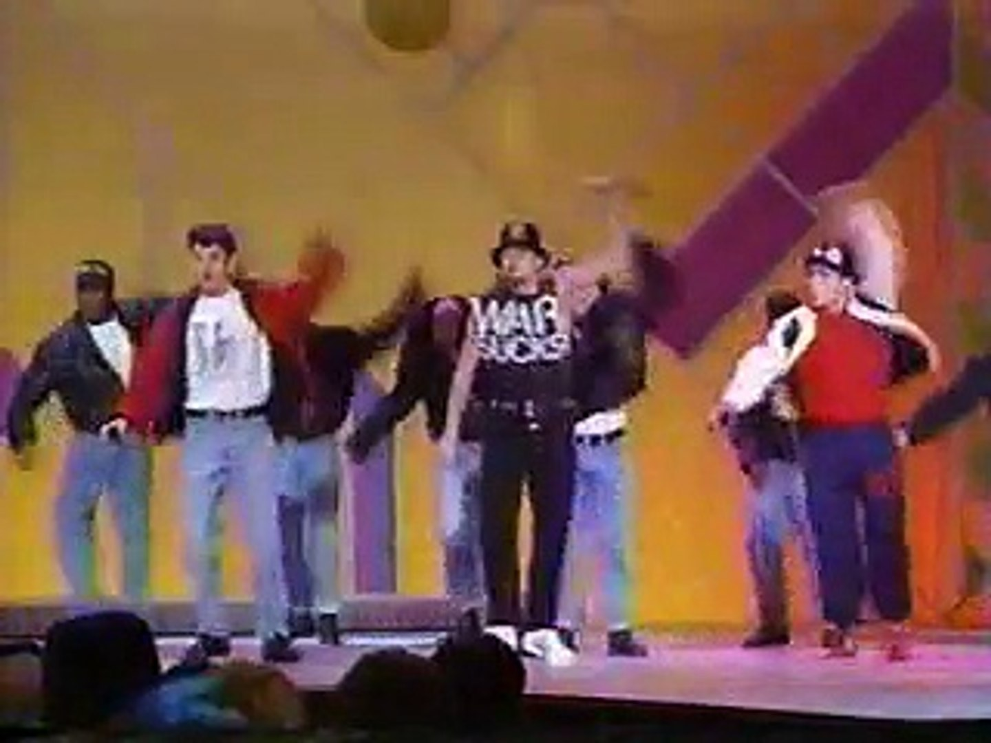 American Music Awards... New Kids on the Block
