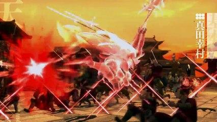 First gameplay video de Sengoku Basara: Sanada Yukimura-Den