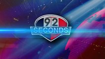 News From All Over The World in 92 SECONDS Channel 92 HD