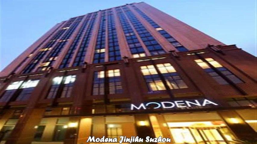 Hotels in Suzhou Modena Jinjihu Suzhou China