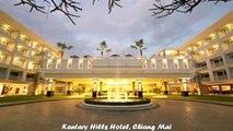 Hotels in Chiang Mai Kantary Hills Hotel Chiang Mai Thailand