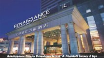 Hotels in Tianjin Renaissance Tianjin Downtown Hotel A Marriott Luxury Lifestyle Hotel China