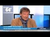 Livre Paris: Le Prix du Jeune écrivain de la langue française 2016