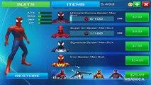 The Amazing Spider-Man 2 - Black Symbiote Venom Suit [iPad/iPhone/Android]