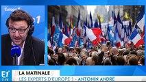 La NASA pyromane et le baroud d'honneur de Jean-Marie Le Pen sur le 1er mai : les experts d'Europe 1 vous informent