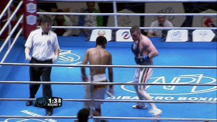 Cycle 2 Round 2 - Uzbekistan - 19/3/16 - Highlights