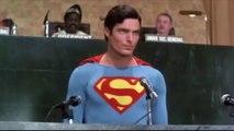 Batman v Superman trailer (Michael Keaton v Christopher Reeve)