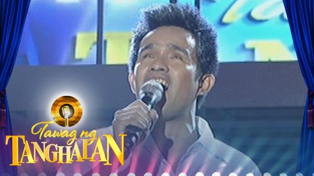 """Tawag ng Tanghalan: Jorge Gutierrez - """"Umiiyak Ang Puso"""""""