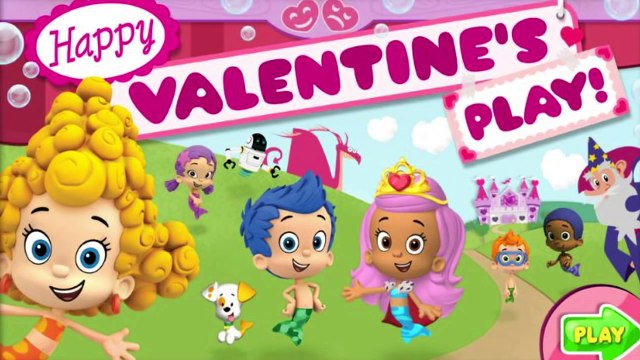 Bubble Guppies Happy Valentines Play - Bubble Guppies Games