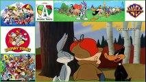 BUGS BUNNY Y EL PATO LUCAS - La Temporada De Cacería De Conejo o De Pato |Duck Rabbit Duck| [AT]  Bugs Bunny Cartoons