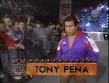 Lord Steven Regal vs. Tony Pena (WCW Monday Nitro 11.25.1996)