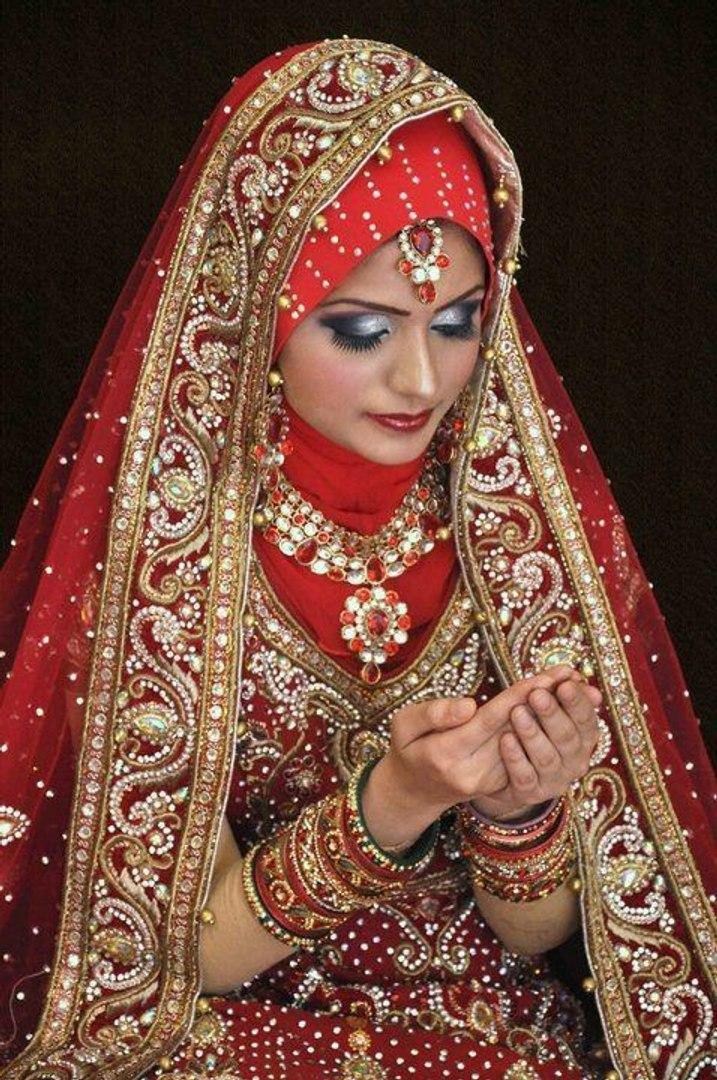 Muslim Bridal Makeup Iasian