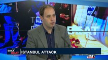 Istanbul : suicide bomber followed Israeli tourists from their hotel