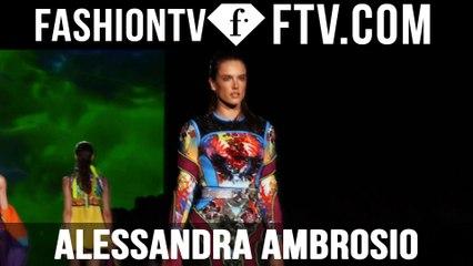 Model Talks S/S 2016 - Alessandra Ambrosio | FTV.com