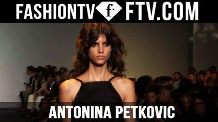 Antonina Petkovic | Model Talks S/S 16 | FTV.com