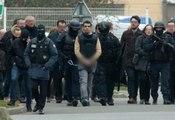Sid Ahmed Ghlam de retour sur les lieux du meurtre d'Aurélie Châtelain