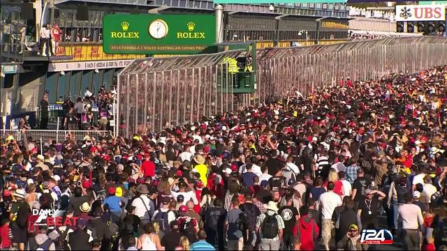 2016 Formula One season opens