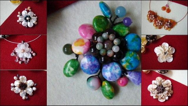 Flori de piatra Bijoux-Didina Sava
