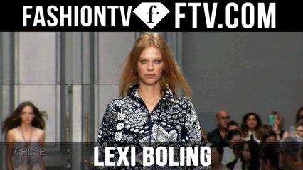 Model Talks S/S 2016 - Lexi Boling | FTV.com