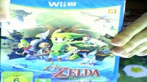 Unboxing | The Legend of Zelda The Wind Waker HD | Limited Edition
