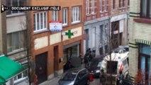 Arrestation d'Abdeslam : de nouvelles images de l'opération à Molenbeek