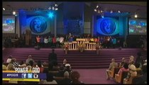 Jessica Reedy Ministers at Power of God Convocation 2015