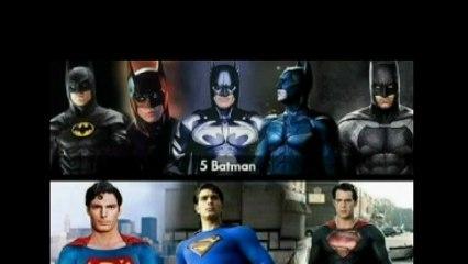 Les Multi-Version des Super Héros!
