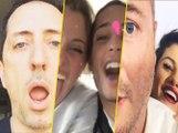 Exclu Vidéo : Gad Elmaleh, Cauet, Selena Gomez et Eddy :  leur gros délire sur Instagram !