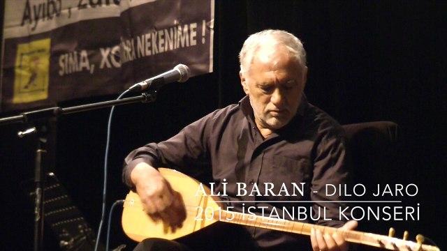 ALİ BARAN -Dilo Jaro-2015 İstanbul