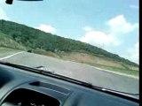 Clio RS2 - Pelstart pilote a Ales