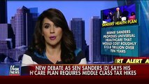 Refreshing to hear Bernie Sanders admit hell raises taxes?
