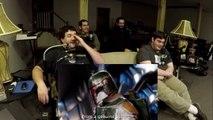 Renegades React to. Epic Rap Battles of History - Deadpool vs. Boba Fett