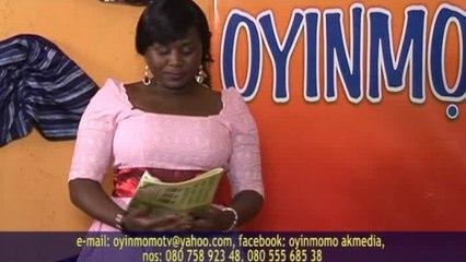 Oyinmomo - Eku Atijo - Episode 9