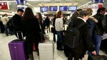 Grève des  contrôleurs aériens à Orly Ouest : 20 à 30% de vols annulés