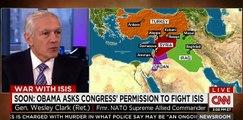 Le général Wesley Clark /// Daesh = Alliance avec Israël et l'Arabie Saoudite