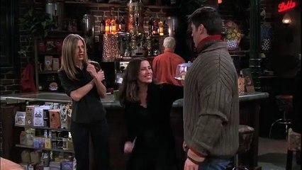 Rachel Punches Joey s Girlfriend (Soleil Moon Frye)   Friends