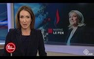 Marine Le Pen au Québec, la visite qui dérange - Le Petit Journal du 21/03 - CANAL+