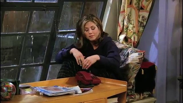 Ross Tries To Win Rachel Back After She Finds The List   Friends