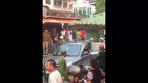 Quảng Ninh Gây tai nạn liên hoàn còn đuổi đánh nạn nhân và công an