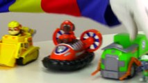 General Car Clown - Paw Patrol Toy TRUCKS Parade! (Childrens Videos for Clowns & Kids)