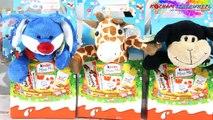 Easter 2016 / Wielkanoc 2016 - Kinder Maxi Mix - Easter Animals / Wielkanocne Zwierzaki - Unboxing