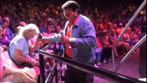 Chubby Checker Dancing With The Fans