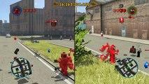 SUPERIOR SPIDER-MAN VS CARNAGE (Battle) - LEGO Marvel Super heroes