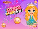 Baby Bling Tiaras - Baby Bathing Games - Baby Games For Kids # Watch Play Disney Games On YT Channel