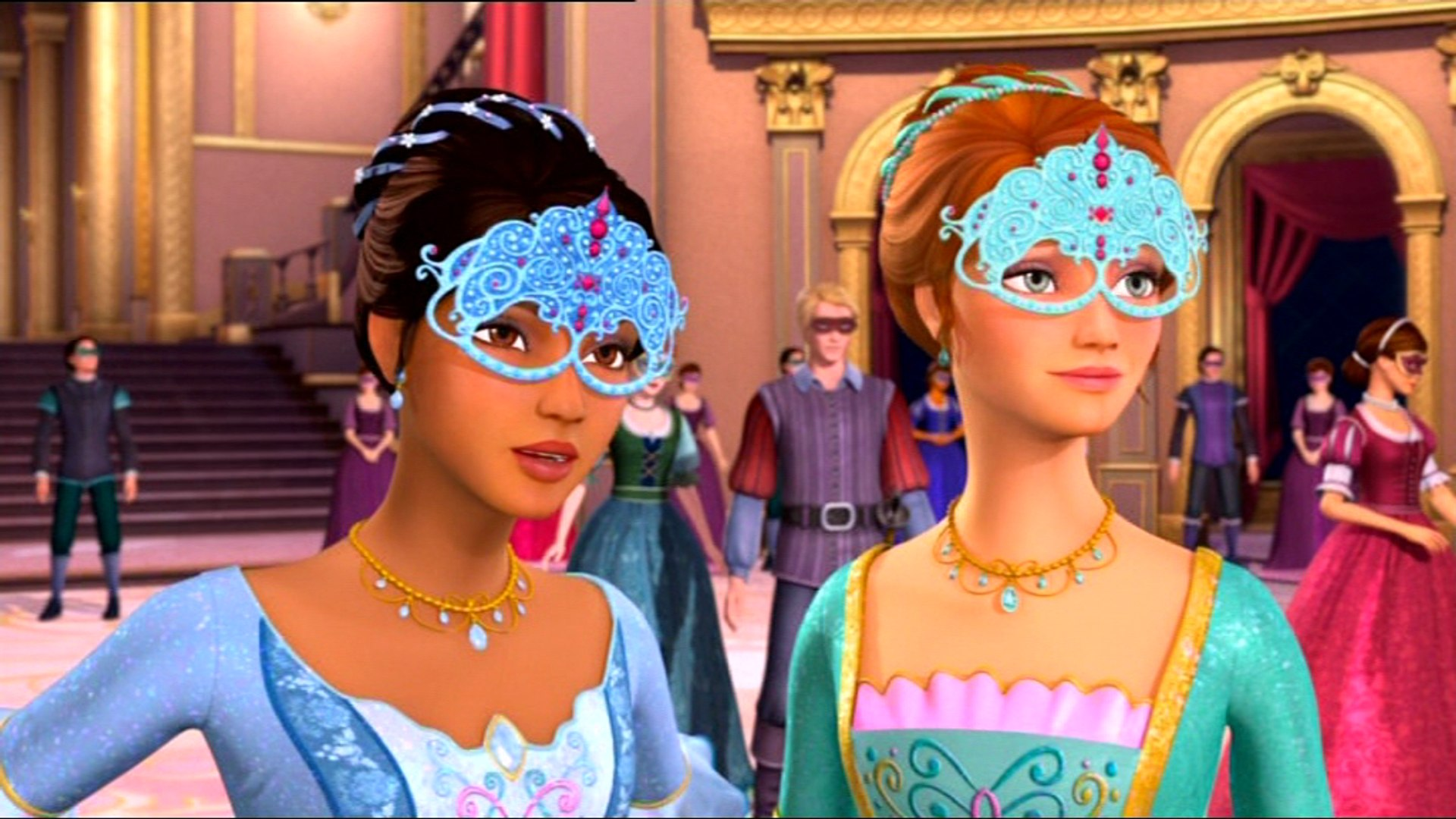 Barbie And The Three Musketeers Complete Movie Part I Video Dailymotion