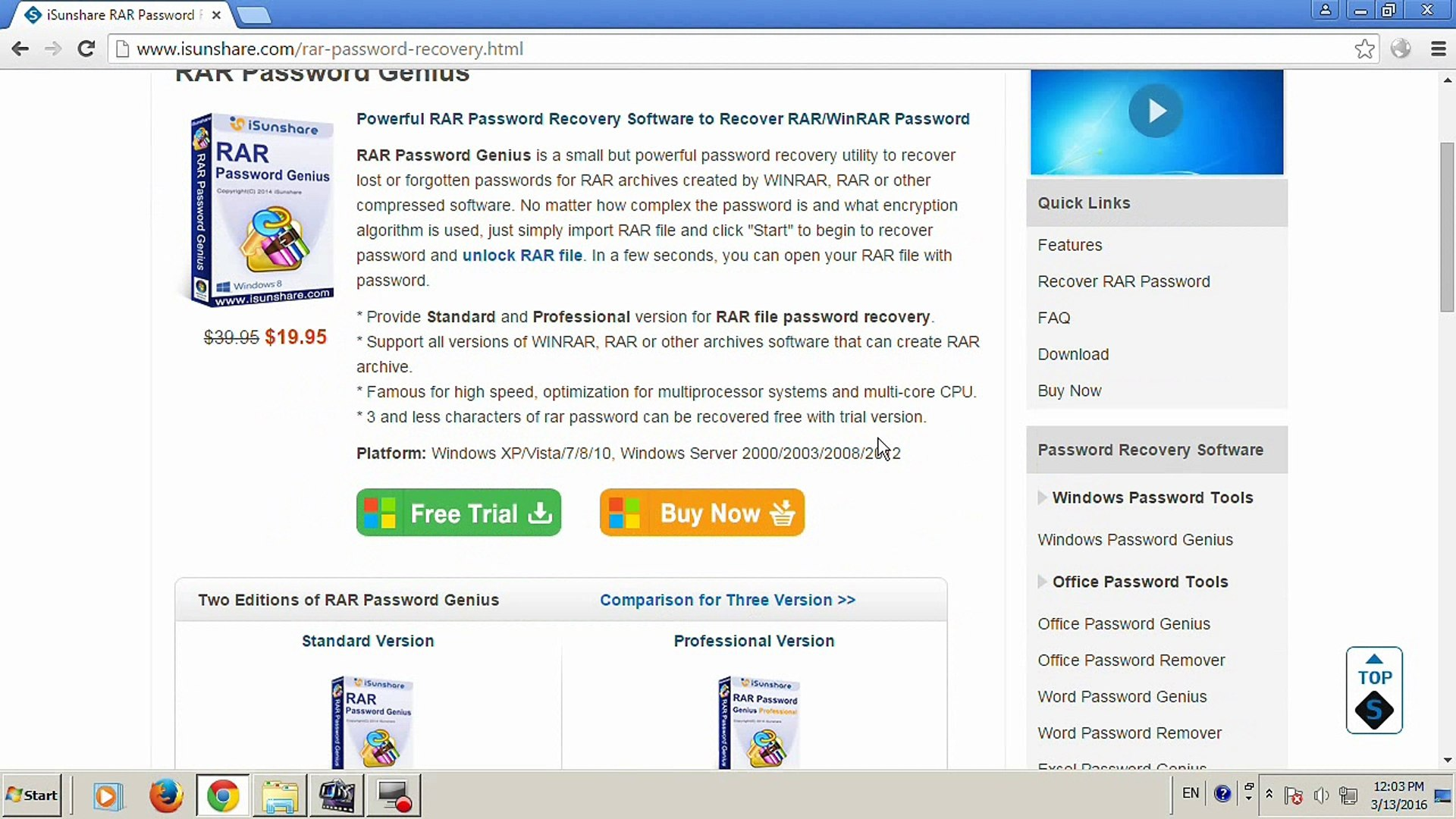 How to Unzip Password Protected RAR/WinRAR File without Password