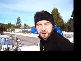 Lake Tahoe - CA - Guerra na neve